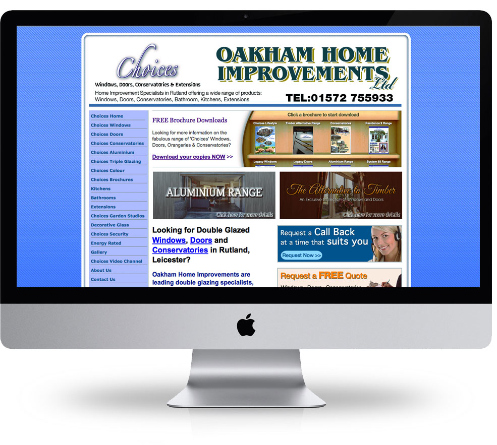 oakhamhomeimprovements.co.uk