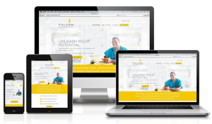 responsive websites from spike design corby