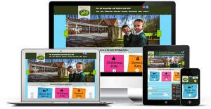 School Web Design Northamptonshire